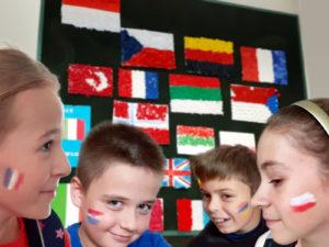 W Mnikowie 26 września obchodziliśmy Europejski Dzień Języków, który świętuje się w Europie od  2001r.